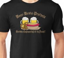Funny German Engineering Unisex T-Shirt