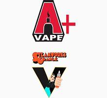 vapor sticker 2 pack Unisex T-Shirt