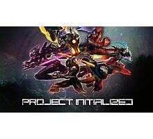 LoL Project Skins Poster Photographic Print