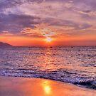 Sunset Jetskis by Luke Griffin