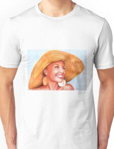 Kylie Minogue - lovely hat 2 Unisex T-Shirt