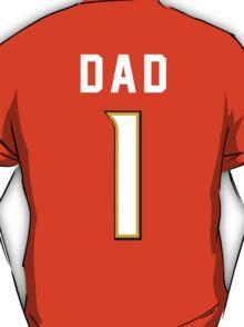 #1 Dad - Baltimore Football T-Shirt