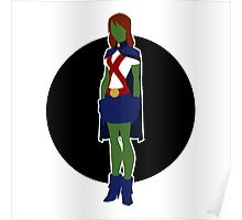 Recognized: Miss Martian, B05 Poster