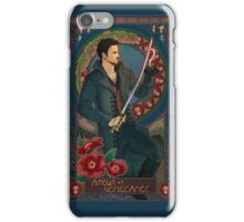 Amour et Vengeance iPhone Case/Skin