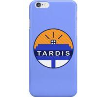 Iconic TARDIS iPhone Case/Skin