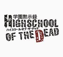 High School Of The Dead by TriPtiK