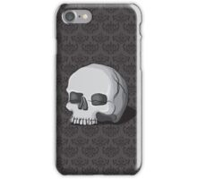 Regal Macabre iPhone Case/Skin