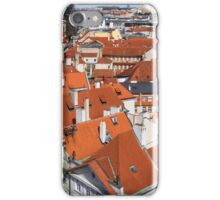 Prague Old Town Square iPhone Case/Skin