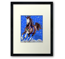 Holiday Contest  Framed Print