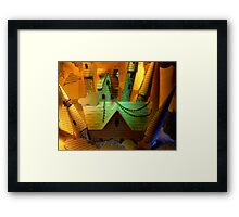 Once Upon A Time ~ Part One Framed Print