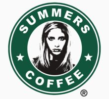 Buffy The Vampire Slayer - Summers Coffee by levinia94