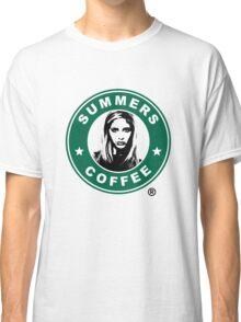 Buffy The Vampire Slayer - Summers Coffee Classic T-Shirt