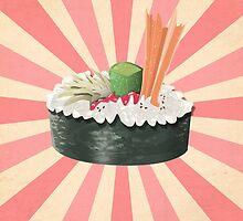 Sushi by Jason Layman
