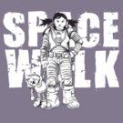 Space Walk by John Ossoway