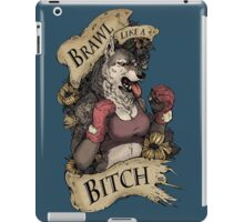 Brawl Like a Bitch iPad Case/Skin