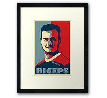 Pasha for President Framed Print
