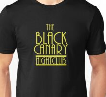 Black Canary Nightclub Unisex T-Shirt