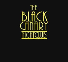 Black Canary Nightclub Unisex T-Shirt