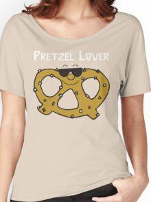 Pretzel Lover Women's Relaxed Fit T-Shirt