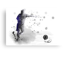 Soccer Player 10 Canvas Print