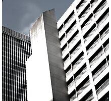 SF Architecture Photographic Print
