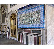 Topkapi Palace Wall Photographic Print