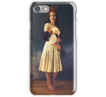 The Coronation (Hydrangea Queen #3) iPhone Case/Skin