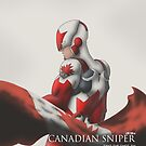 Canadian Sniper by chancel
