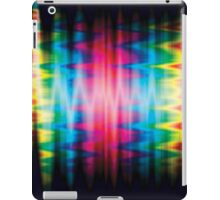 Psychedelic Rainbow Color Waves iPad Case/Skin