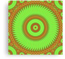 A Kaleidoscope for Christmas Canvas Print