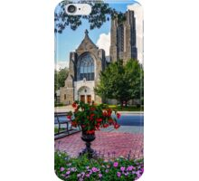 Church of St. Mary & St. Paul in Summer iPhone Case/Skin
