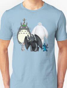 Animated Cute T-Shirt