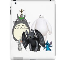 Animated Cute iPad Case/Skin