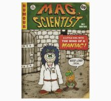 Mag, Scientist One Piece - Long Sleeve