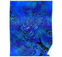 Blood in the Water iPhone / Samsung Galaxy Case Poster