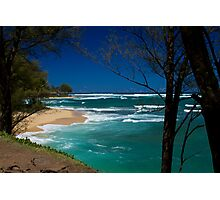 North Shore Kauai Photographic Print