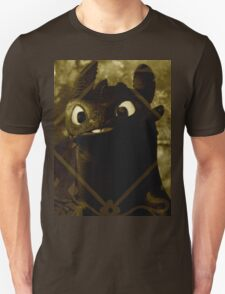 Toothless the night fury T-Shirt