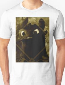 Toothless the night fury Unisex T-Shirt