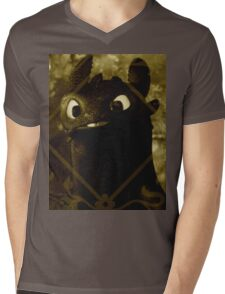 Toothless the night fury Mens V-Neck T-Shirt