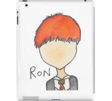 Ron Weasly iPad Case/Skin