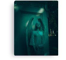 Angel in Milwaukee Canvas Print