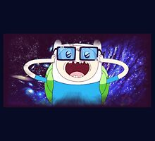 Finn the spaceman by CottonKandyGirl