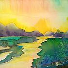 Alaska Light by Francine Dufour Jones