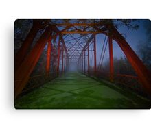Bridge to Eternity Canvas Print