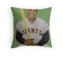 The Say Hey Kid Throw Pillow
