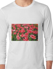 Pretty Flowers Long Sleeve T-Shirt