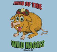 Friend of The Wild Haggis by Malcolm Kirk