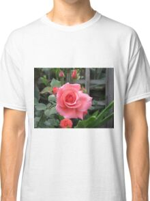 Roses And Buds Classic T-Shirt