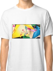 Abstract Design (Small Graphic) Classic T-Shirt
