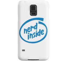 Nerd Inside Samsung Galaxy Case/Skin